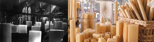 Header Image of Candles